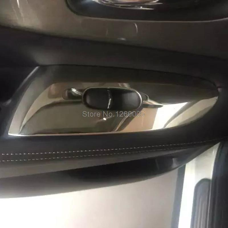 Fit for nissan murano 2015 2016 side door armrest for Door frame with side window