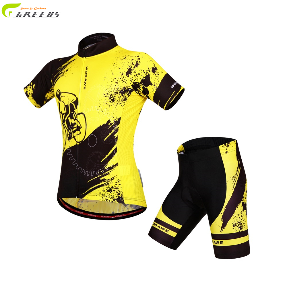 2016 Brand Cycling Jerseys Roupa Ciclismo/Breathable Racing Bicycle Cycling Clothing/Quick-Dry Bike Clothes Sportswear B498(China (Mainland))