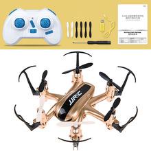 JJRC H20 2.4 Г 4 4-канальный 6-осевой Гироскоп Nano Hexacopter с CF Режим Вернуться RC Quadcopters Мин Drone Золотой Вертолет подарок(China (Mainland))
