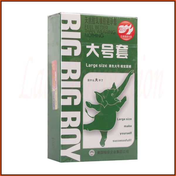 free shipping quality products pleasure more large size condom for men 5box/lot 10pcs/box<br><br>Aliexpress