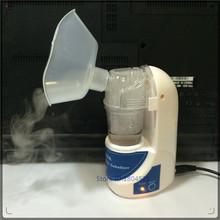 110 v/220 v casa di assistenza sanitaria portatile automizer, la cura dei bambini inalare nebulizzatore spedizione gratuita(China (Mainland))