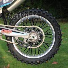free shipping 72pcs For Motocross Dirt Bike Enduro Wheel RIM SPOKE SKINS COVERS WRAPS COATS WR yzf kx spokecoats klx Husqvaran(China (Mainland))