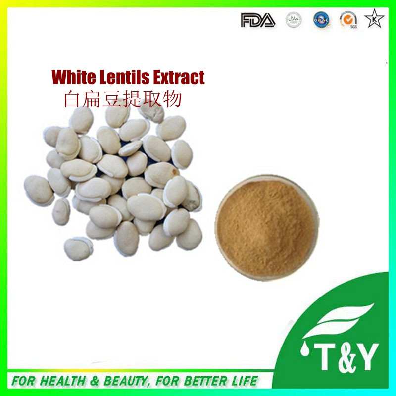 Chinese Manufacturer Supply White Lentils Extract / Hyacinth Bean Extract / Dolichos lablab L. Powder 800g/lot<br><br>Aliexpress