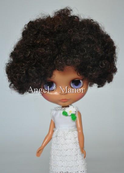 Free shipping Nude Blyth Doll, black hair, big eye doll,Fashion doll Suitable For DIY Change BJD , For Girls Gift<br><br>Aliexpress
