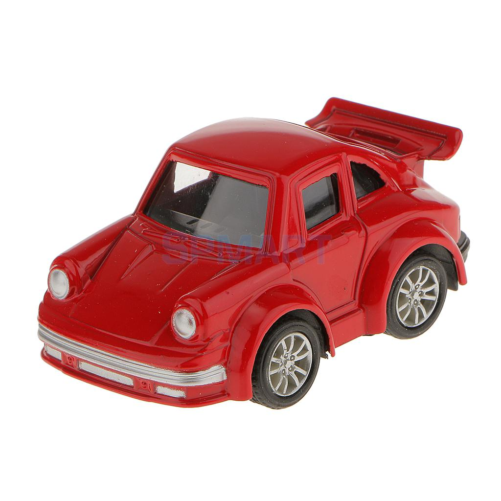 Black White Red Pull Back Mini Smart Diecast Car Model Best Toy Gift for Children(China (Mainland))