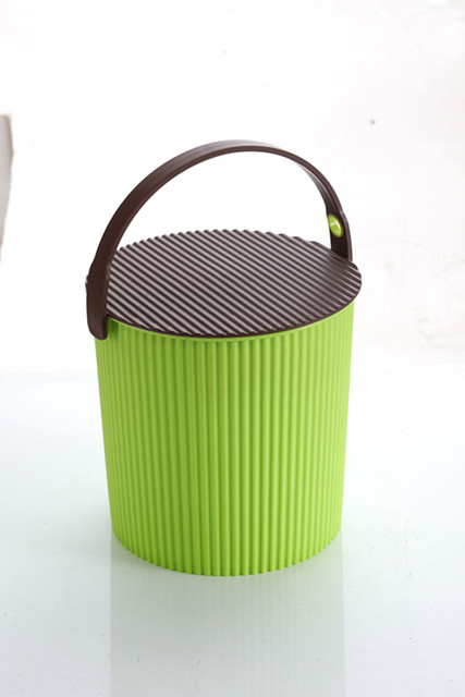 Function thickening bucket car wash fishing bucket laundry powder toy storage bucket plastic