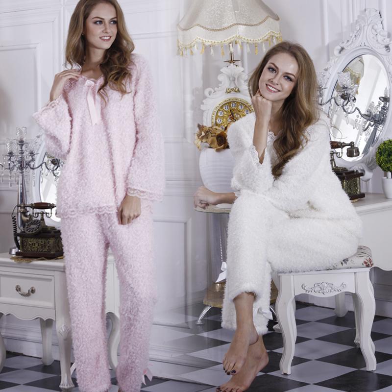 цена Женская пижама nightclothes онлайн в 2017 году