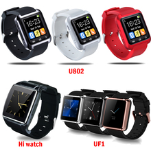 Smart Watch Wrist Watches Phone Mate Bluetooth U802 Hi watch2 UF1  For Android iPhone IOS HTC Samsung LG