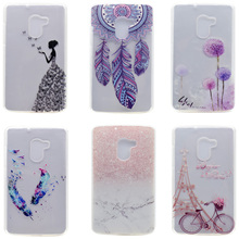 Buy Silicone phone Protective Case Lenovo K4 Note /Vibe X3 Lite / K51c78 / Vibe X3 Youth Version Lemon A7010 TPU Back cover Etui for $2.42 in AliExpress store