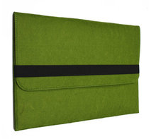 Hot Slae Newest Smart Wool Felt Sleeve Case Cover Bag for Apple Macbook Pro Retina 13 13.3inch free shipping