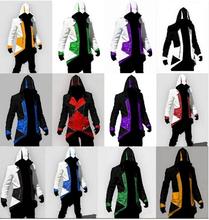 Хэллоуин костюмы для женщин качества 3 новый Kenway мужская куртка аниме косплей одежда assassins creed костюмы для мальчиков детей