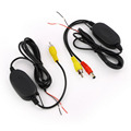 2016 New 2 4 Ghz Wireless Video Transmitter Receiver Kit For Car Monitor To Connect The