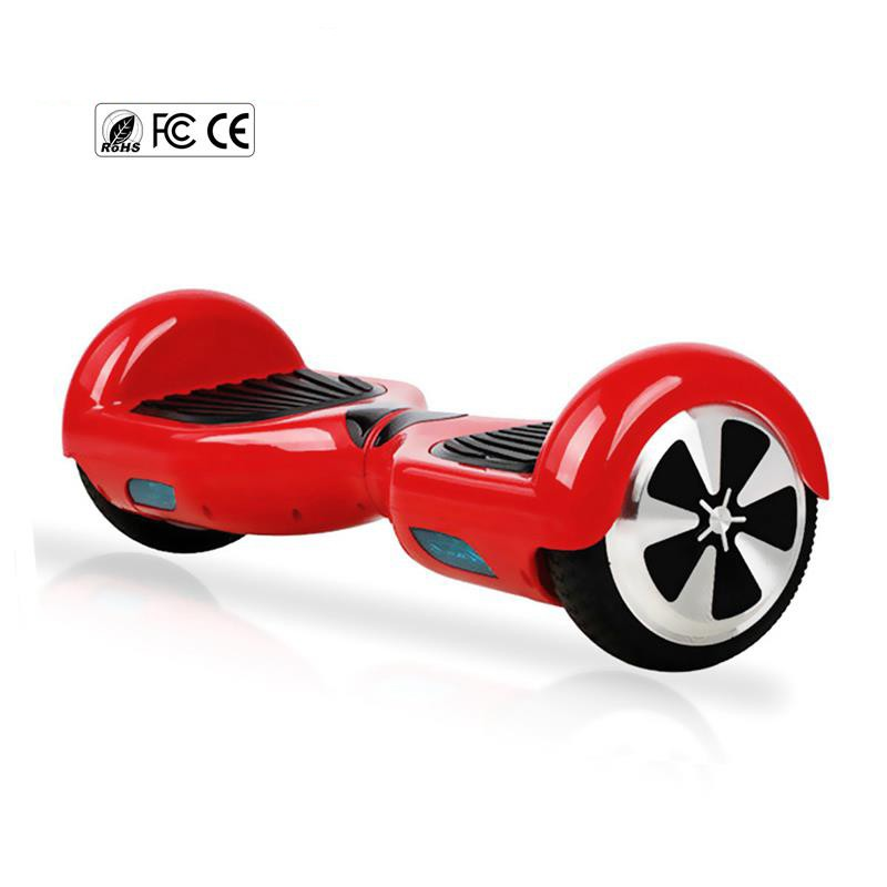 Balance Board With Wheels: 2017 Ul2272 Sgleds Hoverboard With Samsung Battery 6.5