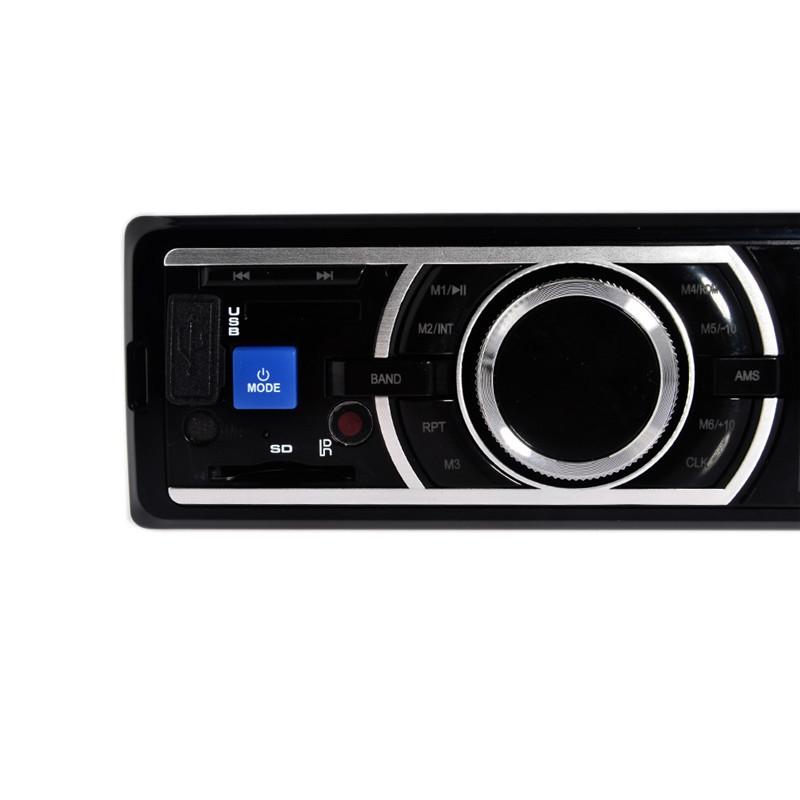 Car Audio Stereo In Dash FM Aux Input Receiver w SD USB MP3 Radio Player Remote