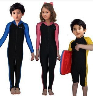 children  diving suit