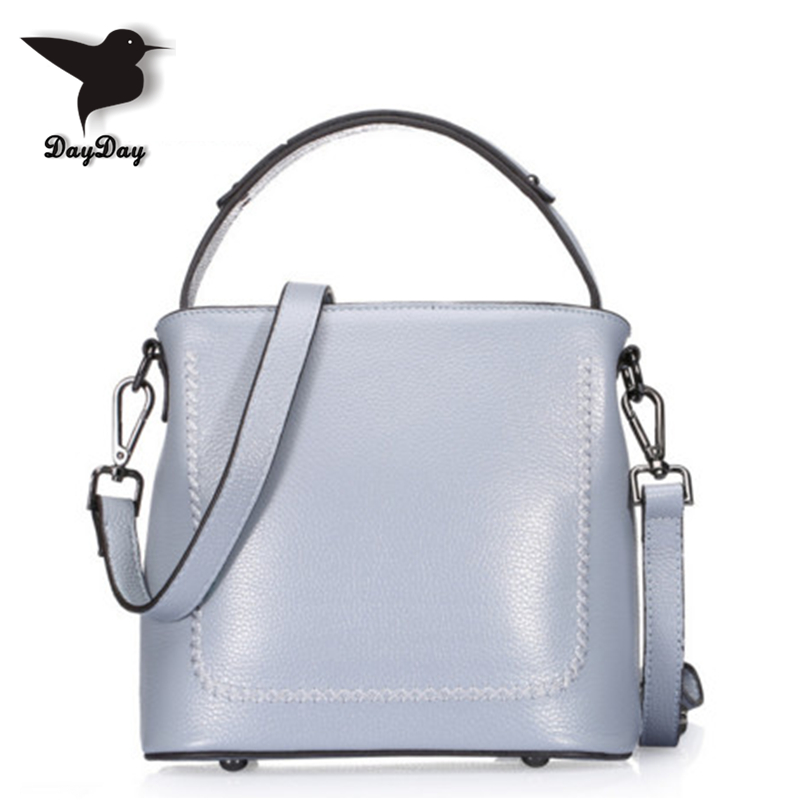 New designer ladies handbags top layer genuine leather female messenger bags soft leather women shoulder bags Free Shipping<br><br>Aliexpress