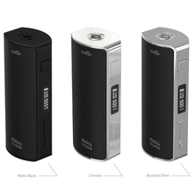 Authentic High Quality Huge Vapor Eleaf iStick  60 Watt TC Mod Box Black/Silver Available
