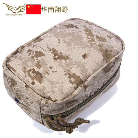 FLYYE FY-PH-C006 MOLLE Tactical Vest small tactical medical kits attached bag waist Bag Pouch Med Kit(China (Mainland))
