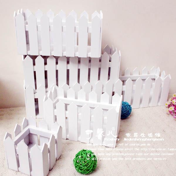 cerca para jardim alta : cerca para jardim alta:: Compre Jardim cerca de madeira vaso de arranjo diy flor pode ser de