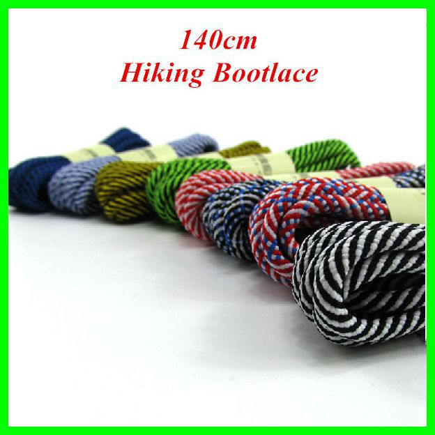 55inch  Multicolour Round Shoe Laces For Sneaker Unisex Sport Shoelaces Climbing Bootlaces 3 Pairs Retail <br><br>Aliexpress