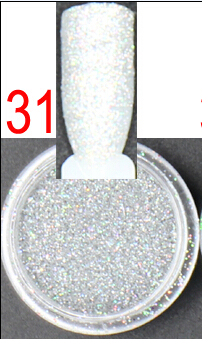 2.5g/pot,diamond laser silver, Nails Glitters Acrylic Powder Dust For Nail Art Tips for Nails Accessories.BNG02031(China (Mainland))