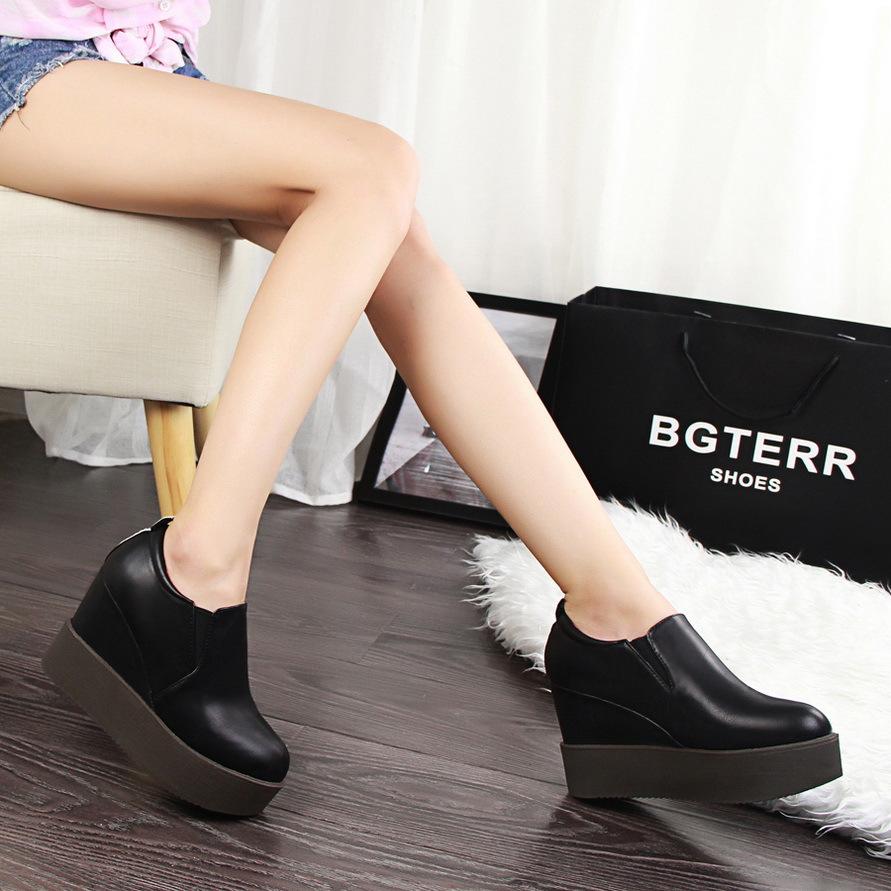 New Platform Heels