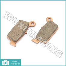 Buy Sintered Rear Brake Pads for HONDA CR 80 85 125 250 500 92-07 CRF 230 XR 250 400 600 650 01 for SUZUKI RM 125 250 96-12 DR-Z 400 for $11.98 in AliExpress store