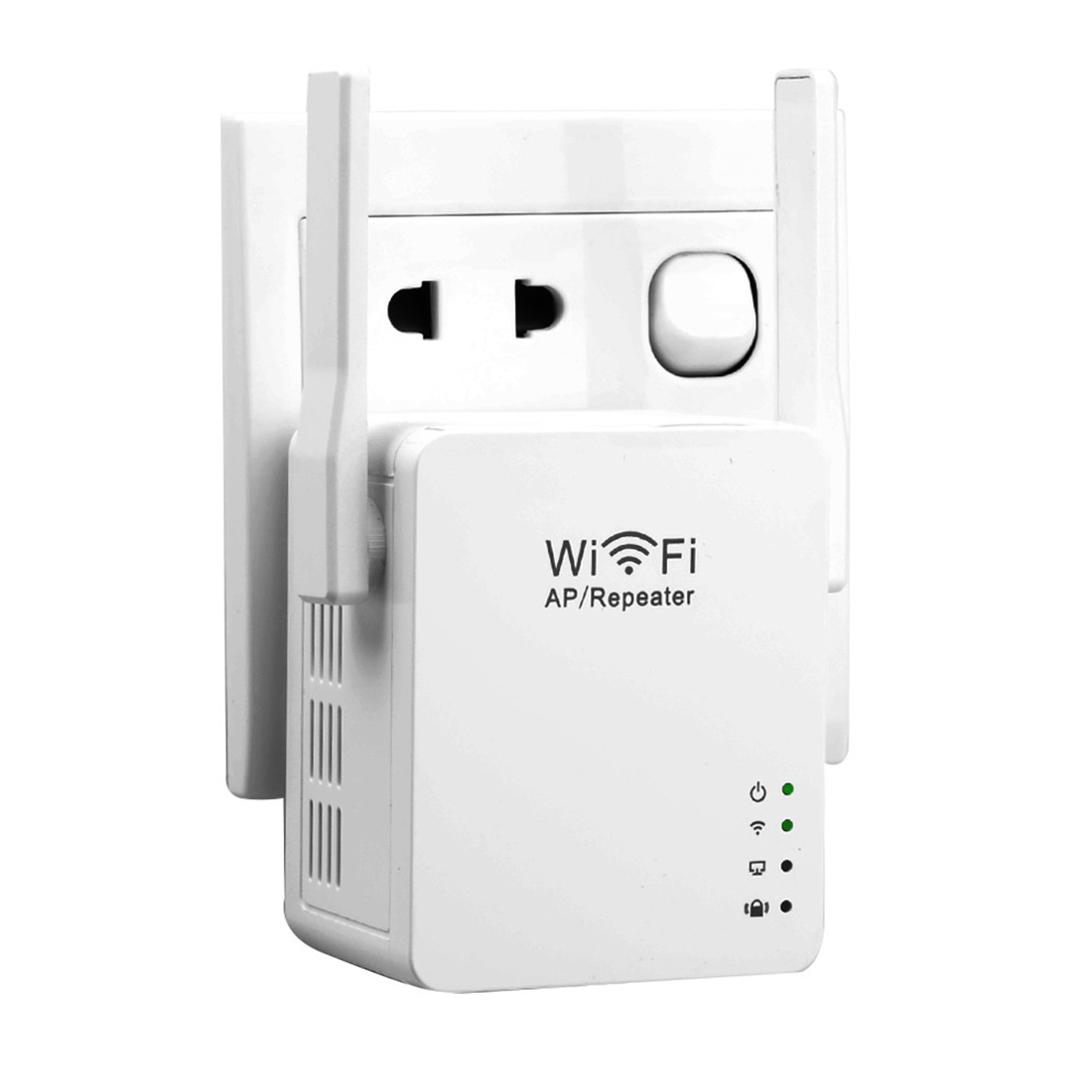 New USB WiFi Repeater WiFi Range Extender with Micro USB2.0 Port 5V/2A Support Booster and AP Mode EU/US/UK/AU Plug(China (Mainland))