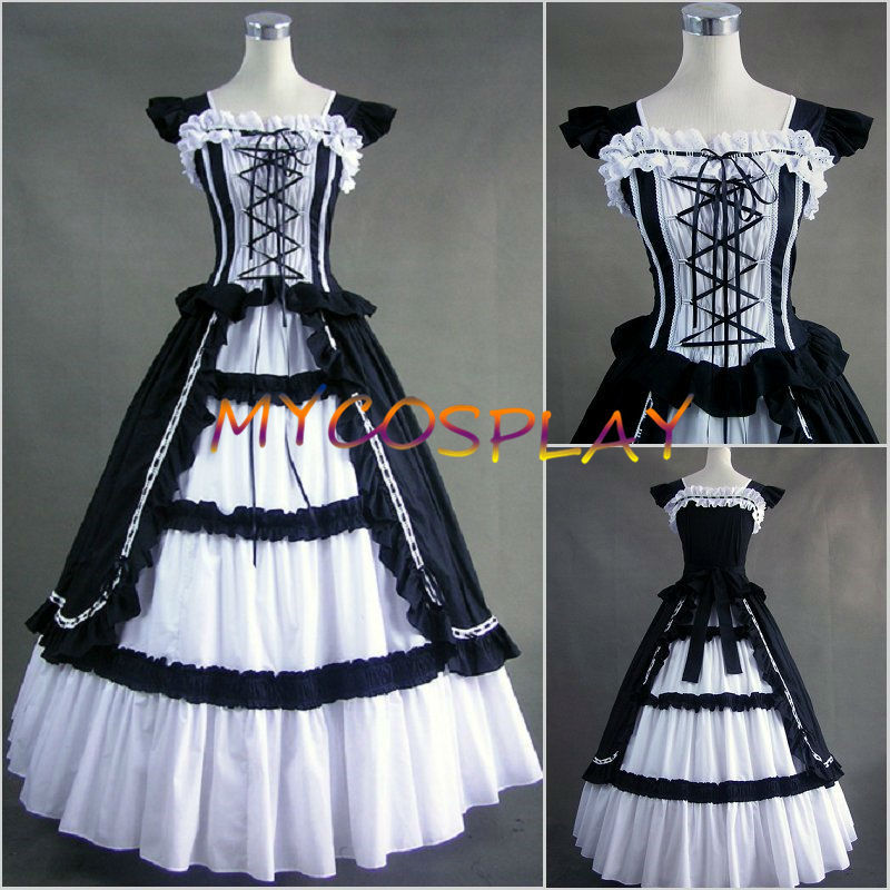 2015 Halloween costumes for women adult southern belle costume Victorian dress Ball Gown Gothic lolita dress plus size(China (Mainland))