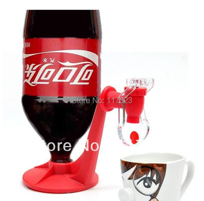 The fizz saver coke cola drinks the water d