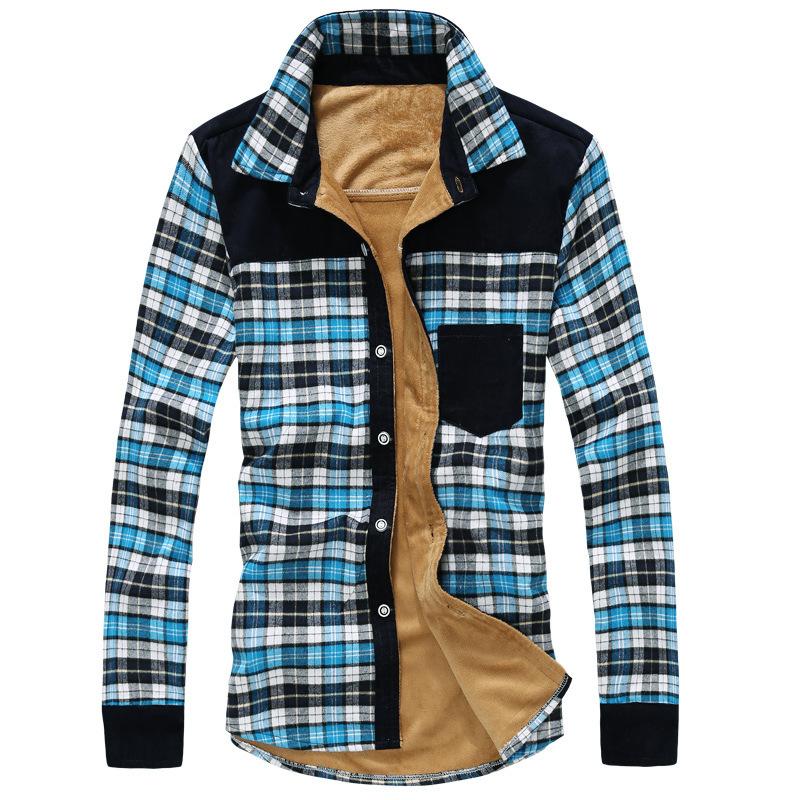 Plaid polaire chemise promotion achetez des plaid polaire chemise promotionnels sur aliexpress - Plaid polaire grande taille ...