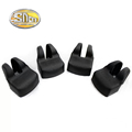 4pcs lot Waterproof And Rust proof Auto Accessories Of Car Door Limiting Stopper Cover Case For
