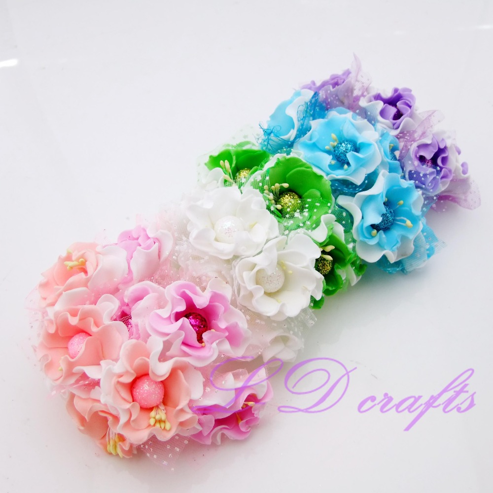 Buy polyethylene pe artificial flowers for Artificial flowers for wedding decoration
