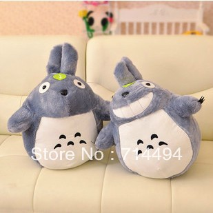 20cm New Arrival Totoro Cartoon Movies Plush Toys Smiling High Quality Dolls Stuffed Animal Baby Toy Free Shipping(China (Mainland))