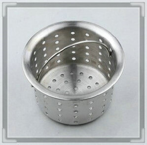 stainless steel kitchen sink basket, sink strainer, kitchen sink accessory bathroom faucets price(China (Mainland))