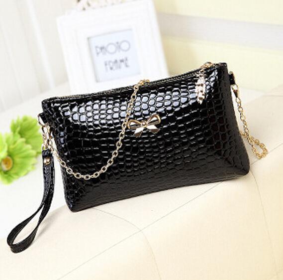 Lowest price New Hot 2015 women's handbag European fashion women messenger bags High quality women bag and Women clutch wallet(China (Mainland))