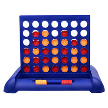 Kid Child Connect 4 Game Children's Educational Board Game Toys(China (Mainland))