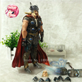 Thor Action Figure Play arts Kai Superhero Thor Collection Model Brinquedos 27CM Play Arts Kai Thor