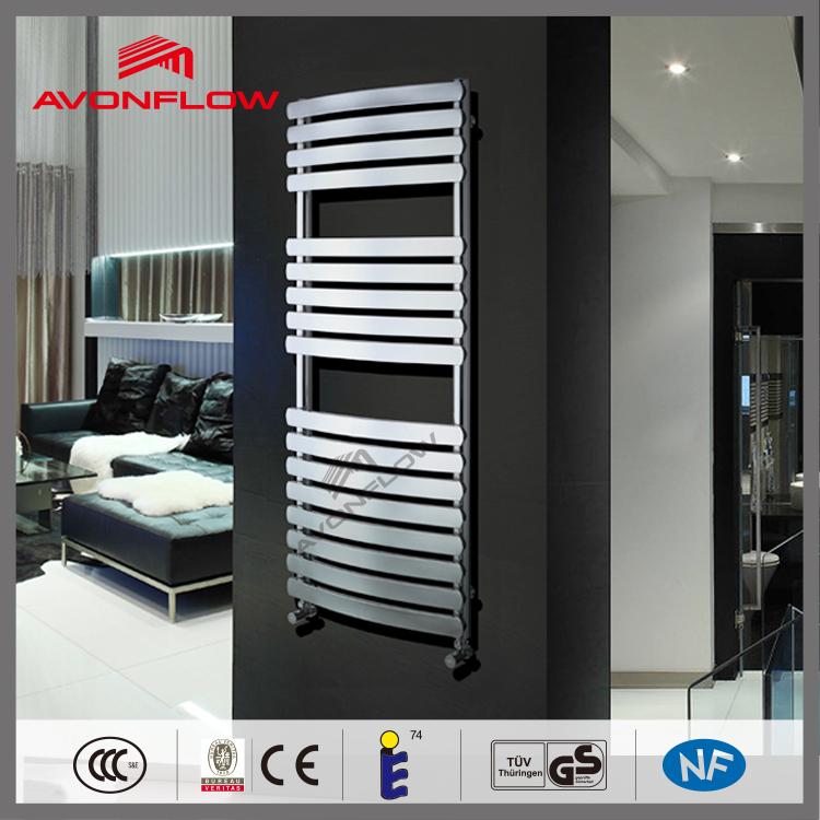 AVONFLOW Towel Holder Wall Mounted Bathroom Rack Heated Temperature Towel Rail Electric Towel Warmer Steel AF-FL 1200*500(China (Mainland))