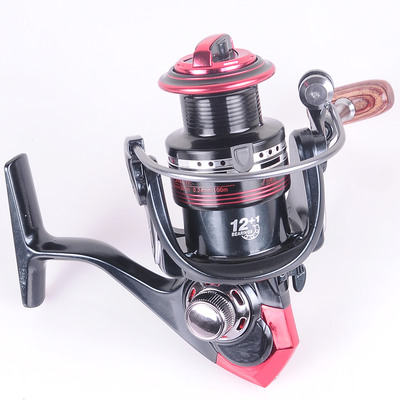 German technology 12bb 1 bearing balls 3000 6000 series for Cheap fishing rods for sale