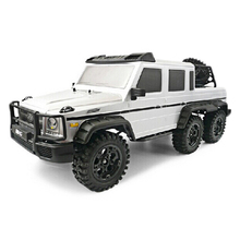 2015 Brand New HG P601 1/10 2.4 G 6WD RC Crawler RTR voiture jouet hors route véhicule(China (Mainland))