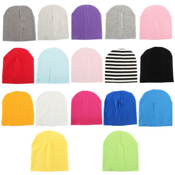Candy Colors Toddler Baby Boy Girl Cotton Warm Soft Crochet Cute Hat Cap Beanie Hot(China (Mainland))