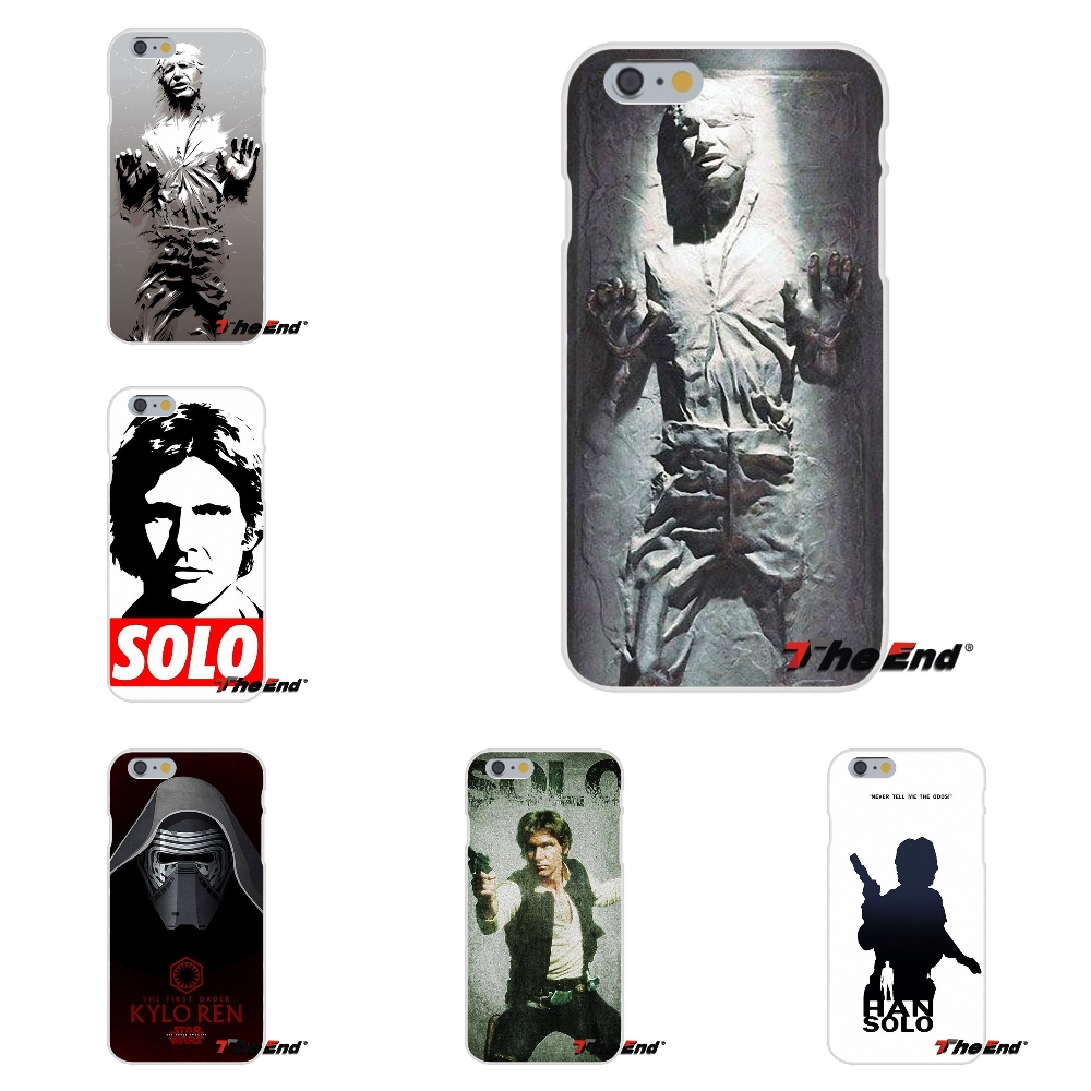 Star Wars Han Solo Frozen in Carbonite Cool For Sony Xperia Z Z1 Z2 Z3 Z5 compact M2 M4 M5 E3 T3 XA Aqua Silicone Case(China (Mainland))