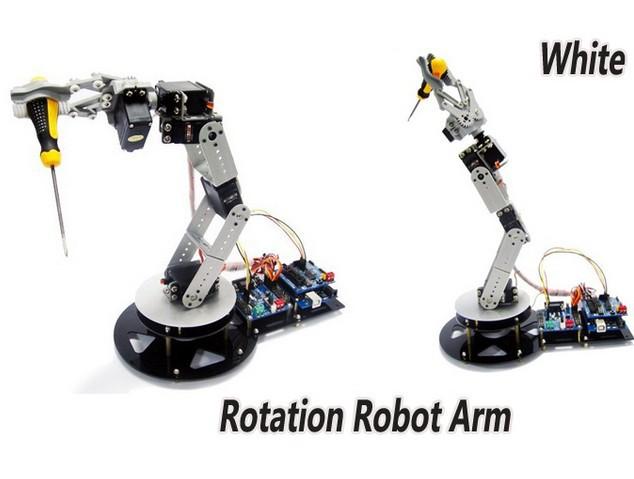 Aliexpress buy as dof robot arm clamp claw
