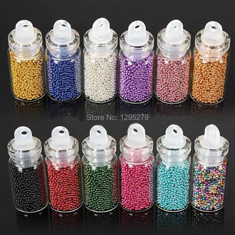 Art Beads Caviar Nails Art