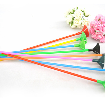Free Shipping 200sets/lots wholesale balloon sticks and cups ,balloons accessory ,28cm length