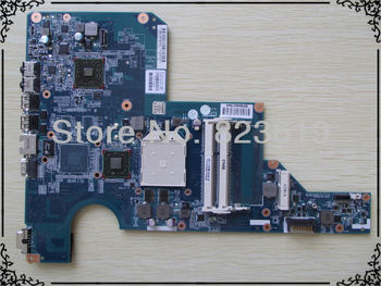 For HP/COMPAQ CQ62/G62 AMD DDR3 laptop motherboard 597674-001,100%Tested and guaranteed in good working condition!!