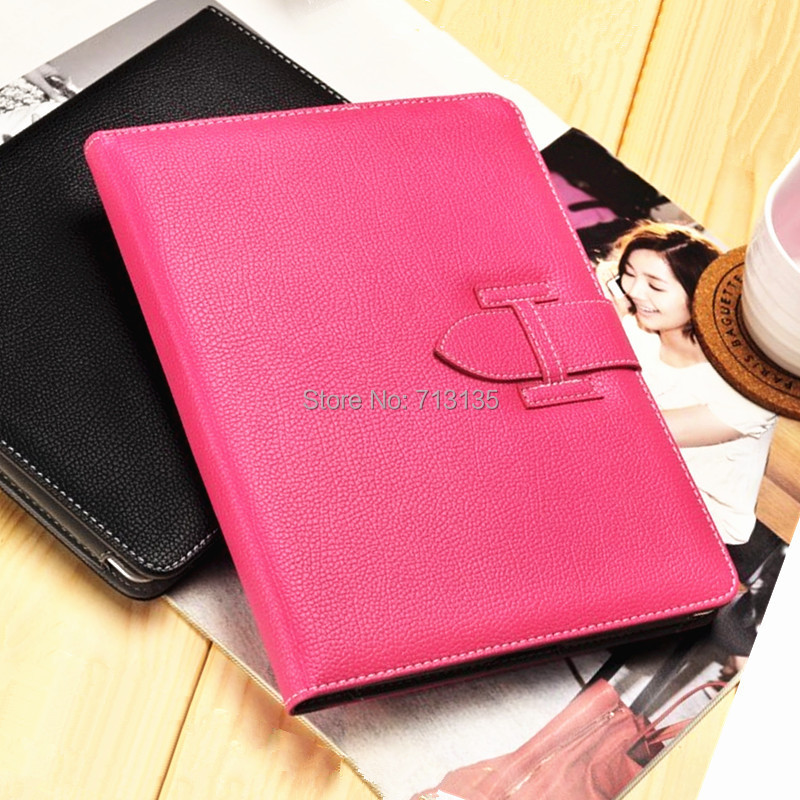 High Quality Smart Flip Leather Stand Protective Shell Case Cover for ipad 2 3 4 with Card Bag Sleep Wake up Free Shipping(China (Mainland))
