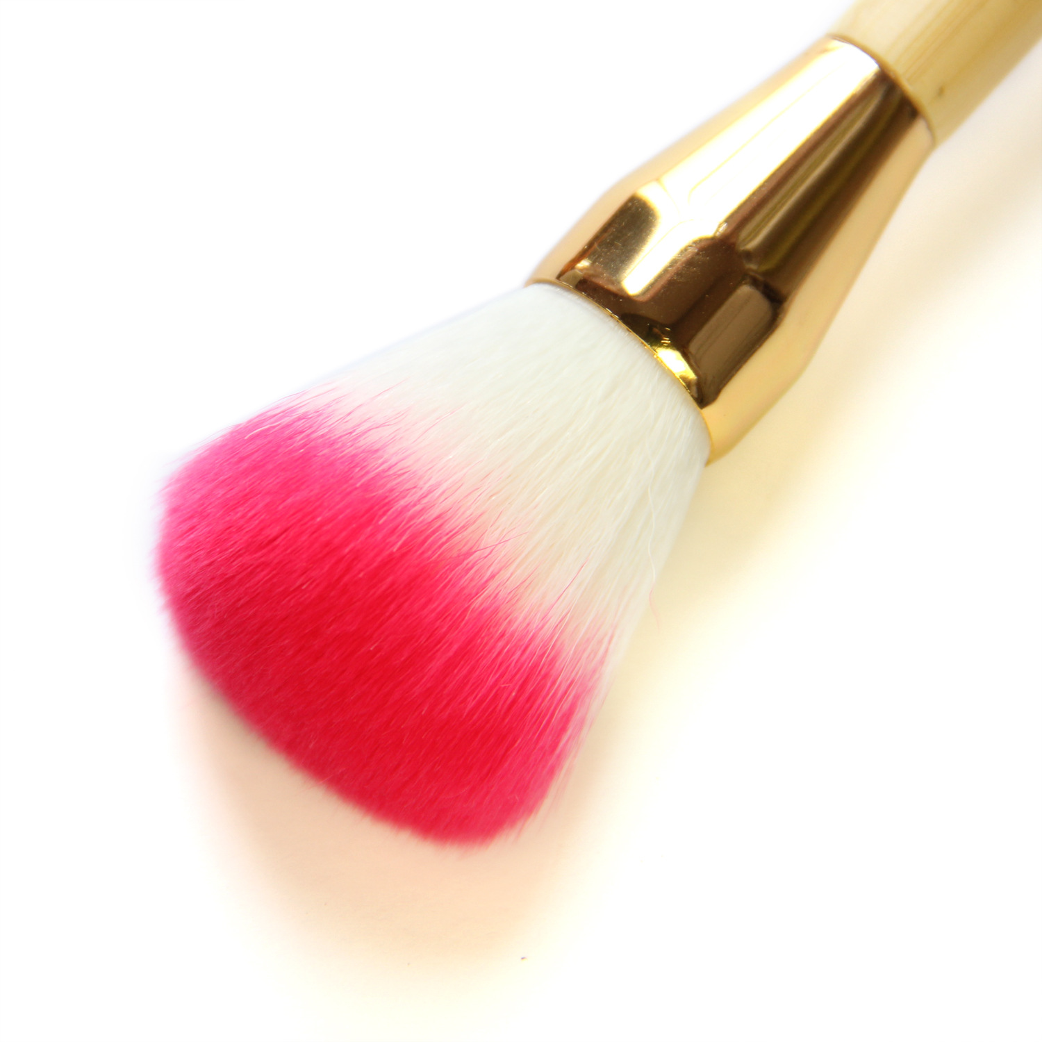 Double Head Blending Brush Kit Makeup Powder Puff Blush Brush
