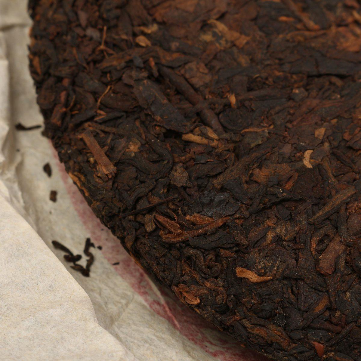 Made in 2006 ripe pu er tea 357g oldest puer tea perfumes for women honey sweet